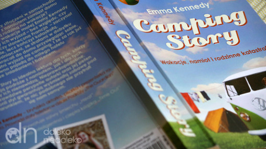 Emma Kennedy: Camping Story