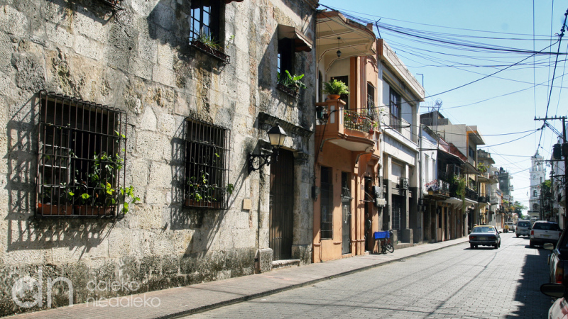 Zona Colonial w Santo Domingo