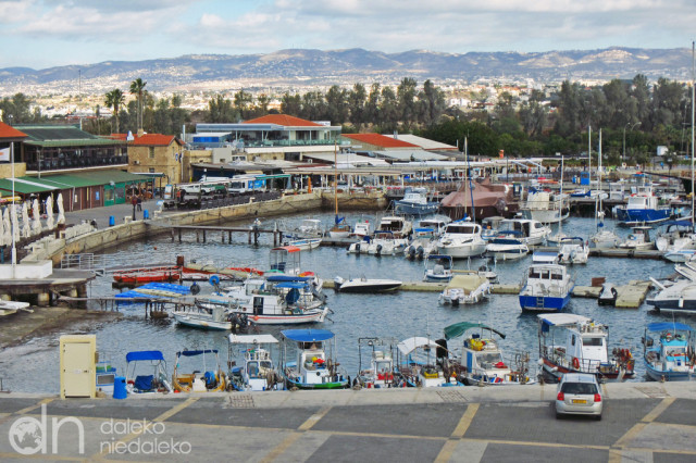 Port w Pafos